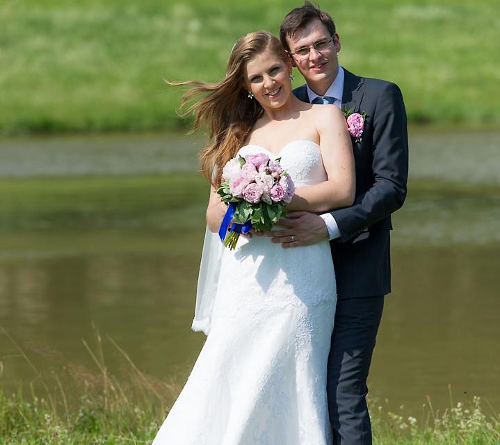 Barbora a Martin Domažlice 2014