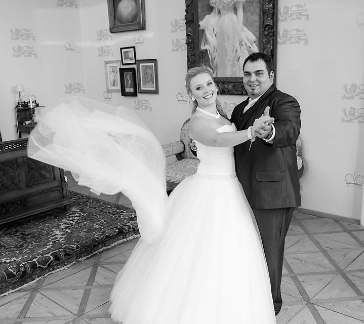 Martina a Dimitar 2014