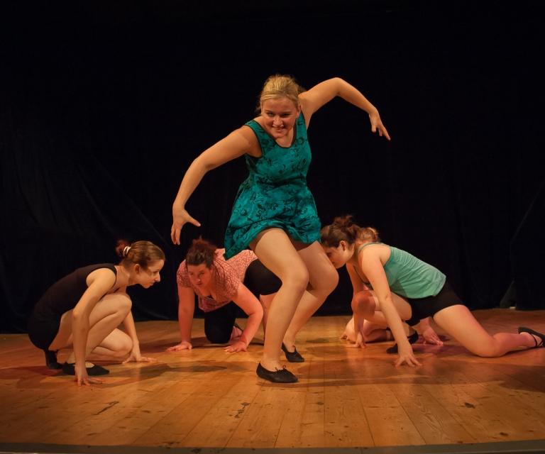 Tanec 2013