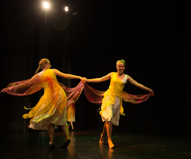 Galerie: Tanec