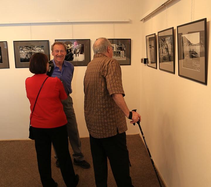 Výstava Živá fotografie ve městě a v přírodě